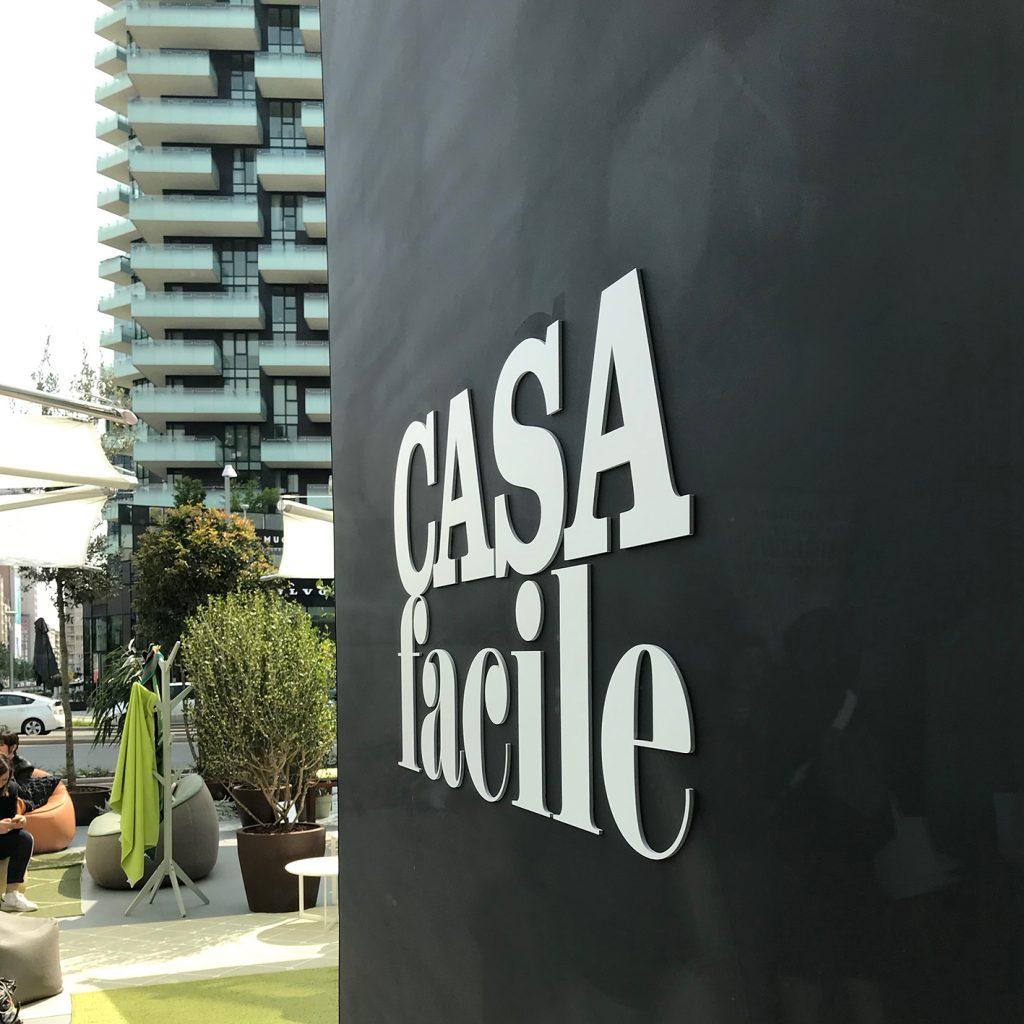 Casa Facile al Fuori Salone di Milano