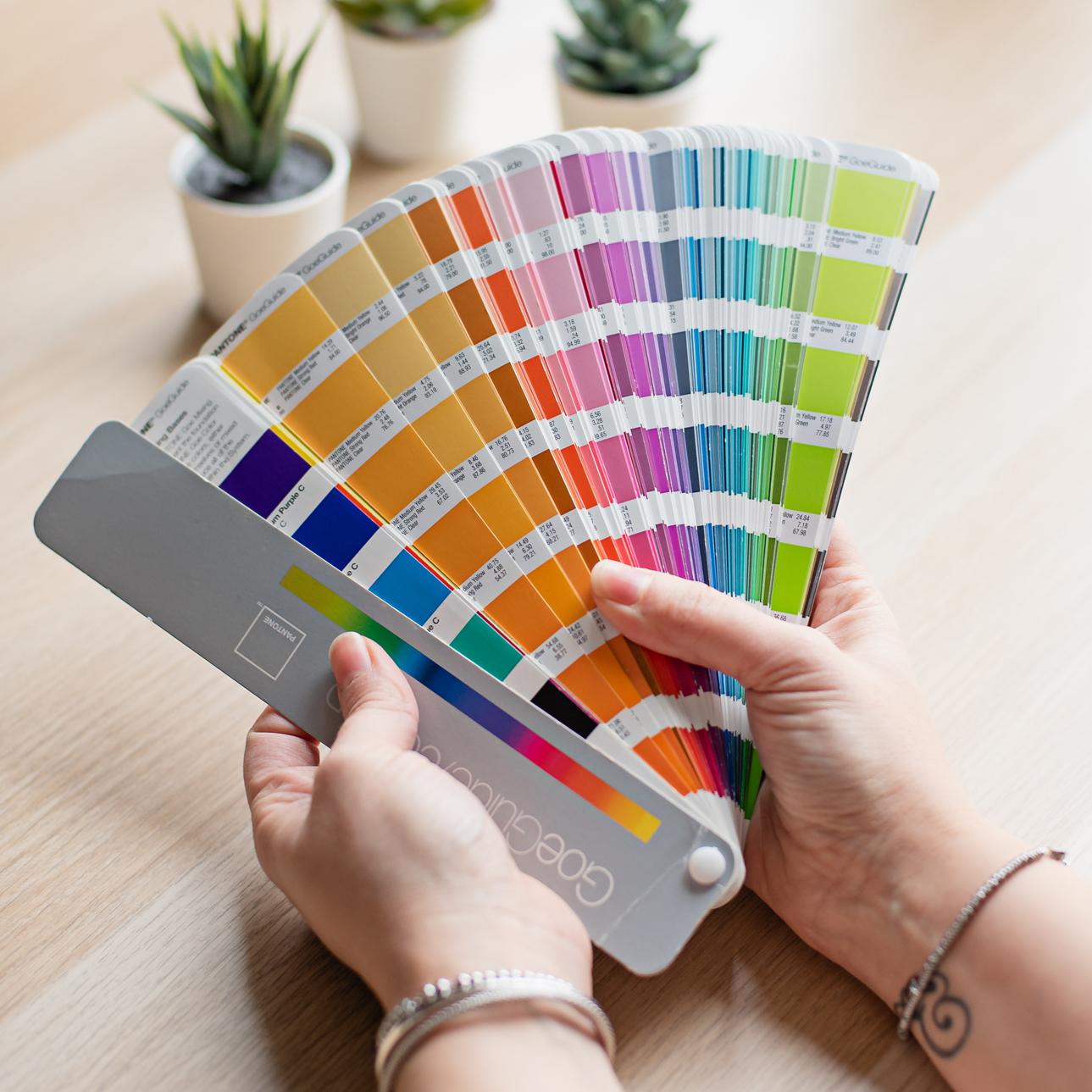 Scegliere il colore giusto per la tua palette