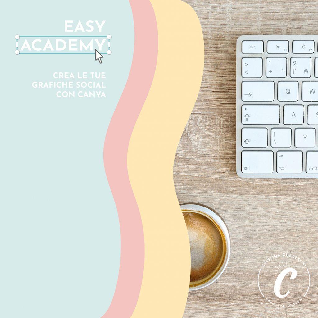 Copertina del coros online Easy Academy