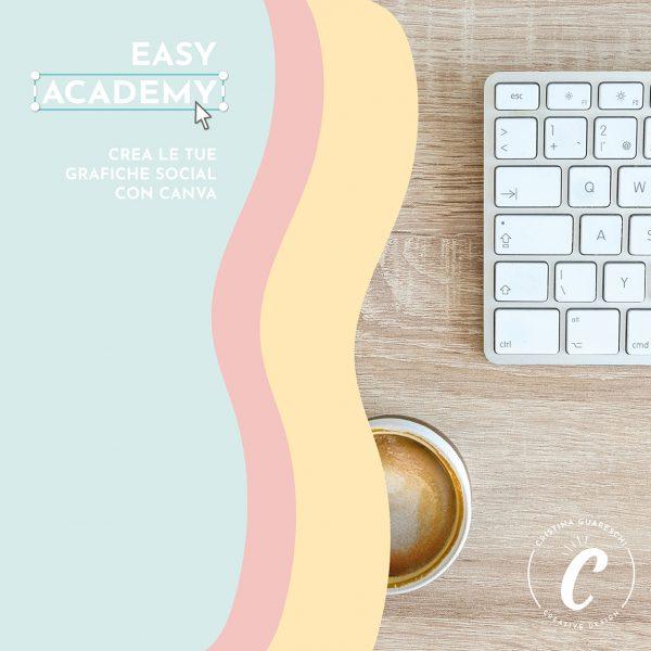 copertina del corso online Easy Academy