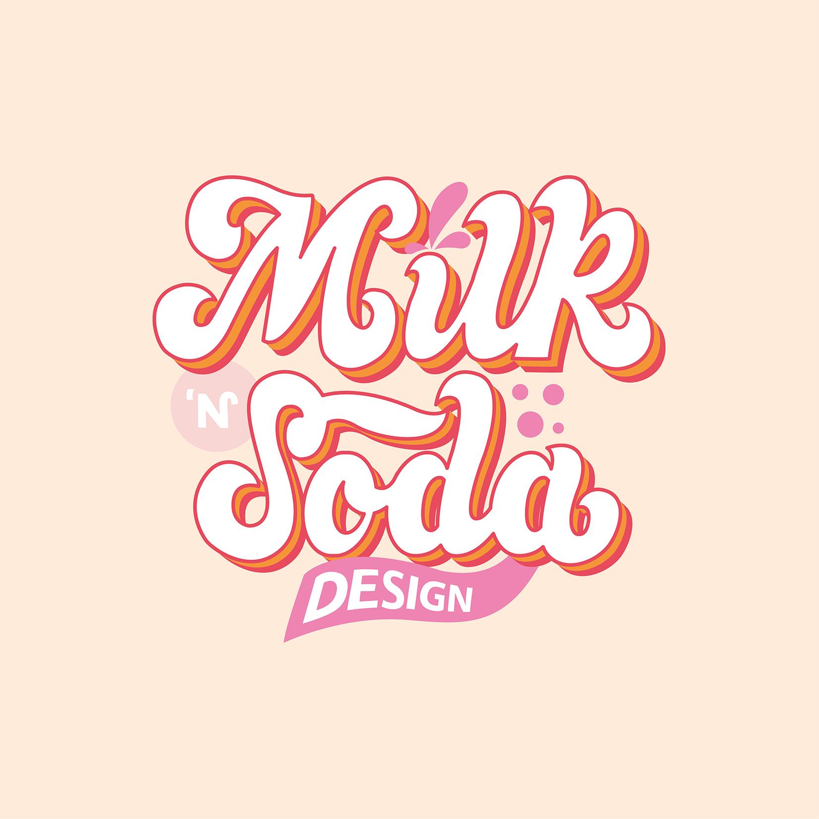 Milk'n Soda Design